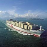Verschiffen, Seefracht des Meer, zu Ploce, Kroatien von China