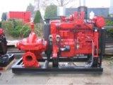 Pompa ad acqua spaccata di lotta antincendio del motore diesel di caso di Xbc