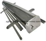 Aluminum normal Roll acima de Stand (FB-LV-1)