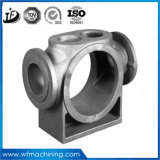 OEM Foundry Gris Fer & Ductile Fer Bend Coude Tee Cross Iron Casting Pipe Fitting