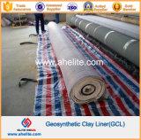 Prefabricated 벤토나이트 찰흙은 Geosynthetic 찰흙 강선 Gcl를 덮는다