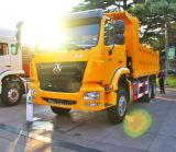 Camion resistente 30 -35 tonnellate di ribaltatore dell'autocarro con cassone ribaltabile