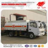 3 Vrachtwagen van de Olietanker van de Cabine van de Transmissie van personen de Hand Bijtankende