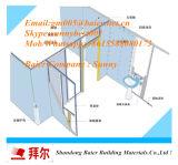 Scheda di gesso decorativa del muro a secco e scheda del soffitto del gesso