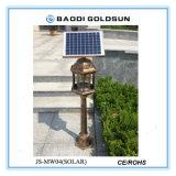 Solar LED Outdoor Mosquito Killer Lamp Maior Bug Zapper Light Noite Inteira Proteger no Jardim