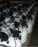 Compresor de aire dental silencioso eléctrico sin aceite (32L)