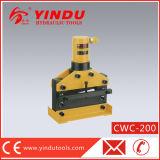 Гидровлический резец шинопровода Cu/Al без утиля (CWC-200)