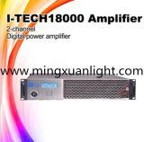 I-Tech18000 de Lichtgewicht Hifi BasVersterker van de Macht