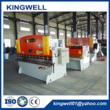 Frein chinois de presse hydraulique de vente chaude pour le métal Palte (WC67Y-63X2500) de découpage