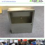 Fabrication faite sur commande de tôle de cadre en métal