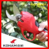 CE инструментов Koham аттестовал миндальные деревья Loppers перепуска уравновешивая ножницы батареи лития триммеров Handheld ножниц Secateurs электрические приведенные в действие Pruners подрежа