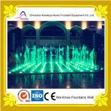 Fontana di acqua di Dancing di musica della tabella