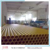 ガラス繊維のPultrudedのプロフィール、FRP/GRPのプロフィール、構築のためのFRPのPultrusionのプロフィール