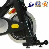 Отливка песка колеса маховика автомобиля маховика OEM с подвергать механической обработке