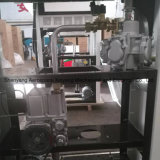 1개의 분사구 및 2개의 LCD 디스플레이 (경제 모델)의 휘발유 펌프