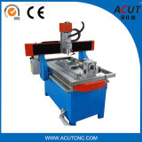 기계, 큰 회전하는을%s 가진 4개의 축선 CNC 대패를 작동하는 나무를 새기는 Acut-6090 돌
