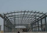 Здание пакгауза конструкции стальной рамки низкой стоимости