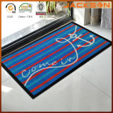 Stuoia stampata pavimentazione di gomma esterna professionale del Doormat