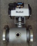 Шариковый клапан изоляции шарикового клапана Wcb куртки пара