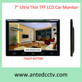 Car Bus Vehicle CCTV Security Systemのための7インチTFT LCD Monitor