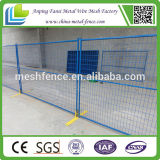 PVC movible Coated los 6ftx10ft Canadá Temporary Fence