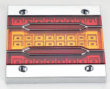 Coda calda di vendita/lampada posteriore sicura Lt-124 segnale di girata/di arresto