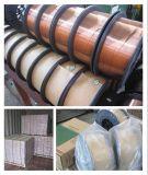 alambre de soldadura del cobre de 1 milímetro de diámetro, alambre de soldadura del fabricante de vinos 15kg/Box