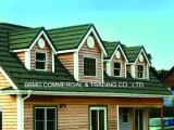 建築材料は屋根ふきシートからの屋根ふきシートのGalvalumeの鋼板に使用された鋼鉄コイルに電流を通した