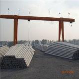 China fêz a Shengya o cimento armado Pólo elétrico moldar para a venda, molde de pólo de telégrafo em Nigéria