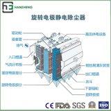 上の静電気のコレクター頻度炉の気流の処置の広いスペース
