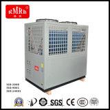 Strumentazione raffreddata ad aria del riscaldatore di acqua della pompa termica