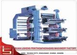 Farben-flexographische thermisches Papier-Drucken-Maschine des Doktor-Schaufel 2