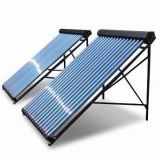 Efficiency elevado Heat Pipe Solar Collector com CE, Solarkey Mark Certificate