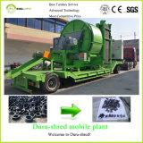 per il macchinario di plastica residuo di riciclaggio e di taglio da vendere