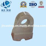 Pieza del molde de la arena para la maquinaria de mina/el bastidor