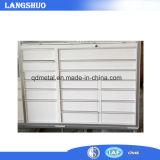 Используемые промышленные шкафы вагонетки инструмента хранения металла/гараж используемая резцовая коробка разделяют шкаф