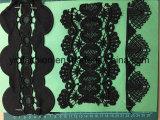 Merletto chimico del ricamo per l'accessorio Ym-8 dell'indumento