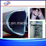 스테인리스 또는 알루미늄 u-튜브 및 관 단면도 CNC 플라스마 /Flame 절단기