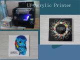 소형 UV LED 플라스틱 카드 인쇄 기계