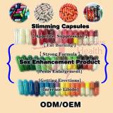 Forte ustione grassa del Suppressant di appetito di formula dell'OEM che dimagrisce la pillola di perdita di peso della capsula