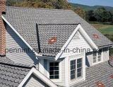 다중 색깔 가연 광물 루핑은 아스팔트 지붕널을 덮는다