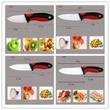 """3-6 """" utensilios de cocina determinados del cuchillo de cerámica de la pulgada (ZJ-0038)"""