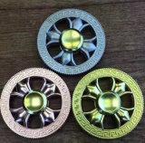 Gute Qualitätsneuer Entwurf legierte Metallmessingunruhe-Spinner