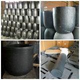 Tutti i generi di crogioli del carburo di silicone per zinco