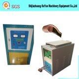 熱い鍛造材のための錬鉄の誘導加熱機械