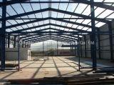 専門の軽い鉄骨構造の養鶏場の構築(SL-0036)