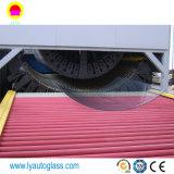 Vidrio plano horizontal doble de la cámara de calefacción de Landglass que templa la máquina
