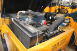 Compressor Vibratory hidráulico da placa do cilindro dobro de 3.5 toneladas (YZC3.5H)
