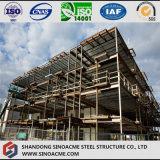 Construction résidentielle de bâti en acier avec les étages multi