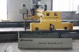 Máquina de corte por plasma CNC de pórtico com corte a gás